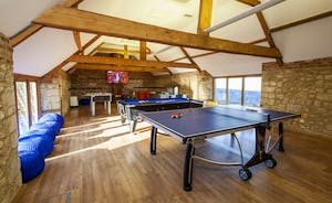 Beaverbrook 20 - What a games room!