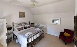 Severn Cottage Bedroom