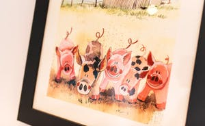 The Piggery - Theme