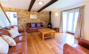 Whinchat Barns - Dippers Rest: Cool and fresh in the summer, lovely and cosy in the winter