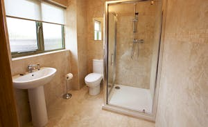 Crowcombe -  Bedroom 1 has a stylish en suite shower room