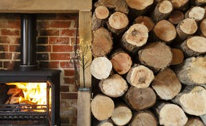 Plenty of logs to keep you warm and snug on cold winter nights