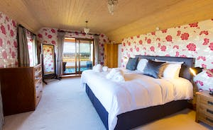 Dancing Hill  - Bedroom 1: With the most spectacular views