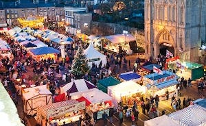 Christmas in Bury St Edmunds