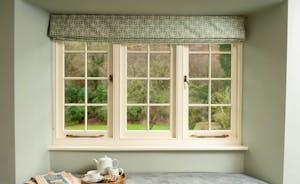 Pitsworthy: Plenty of original features - like this charming window seat