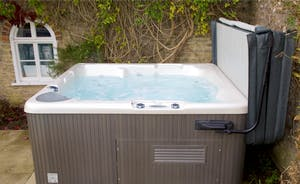 Private Hot Tub at The Grange