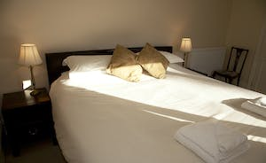 Culmbridge House - Bedroom 6 is on the ground floor and can be a super king or a twin room