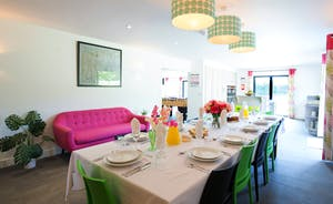 Fuzzy Orchard - Great for celebrations - book tried and tested professional caterers to cook a special meal for you
