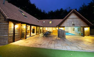 Ramscombe - Somerset lodge sleeping 14 in 6 en suite bedrooms