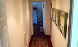 Hallway downstairs
