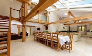 Kitchen Living Dining Open Plan