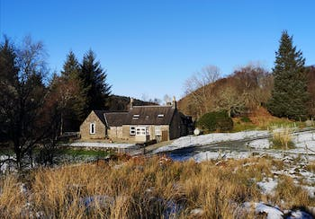 An image of 'Gartnagrenach Farmhouse', Argyll and Bute