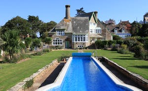 fabulous grounds - heated swimming pool may to  september