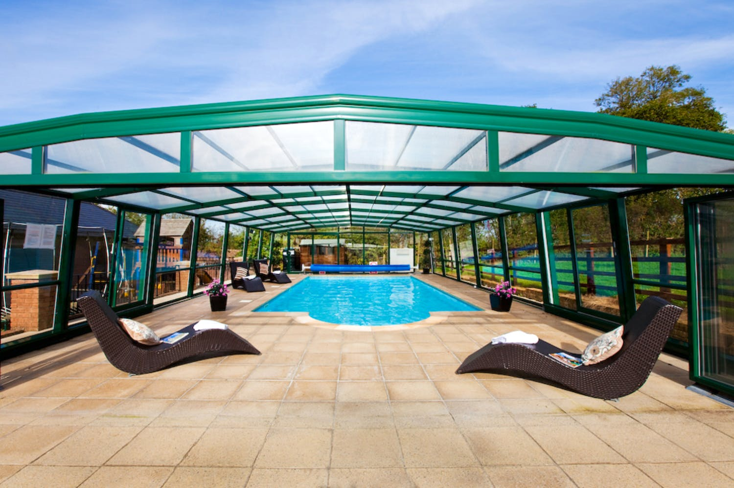 Holiday cottages in devon with a swimming pool holiday - Cottages in devon with swimming pool ...