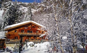 Mountain Restaurant in the valley- Comb Haut