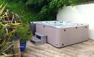 Secluded Hot Tub