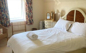 2nd floor  Double Bedroom with Sea Views