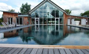 Art Spa Outdoor Heated Swimming Pool