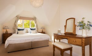 The Cottage Beyond: Bedroom 3, another peaceful space to sleep and to dream