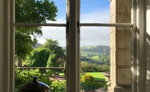 Hurstone: Overlooking Somerset's beautiful countryside