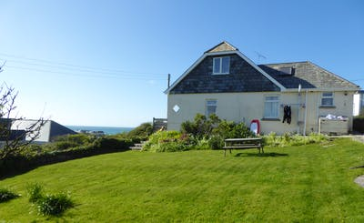 Short Breaks at 4 Bedroom Family Holiday House in Polzeath