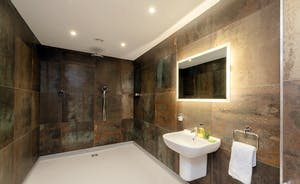 Churchill 30 - Bedroom 1 has a big level wet room