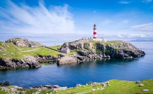 Scalpay Lighthouse - Eileen Glas