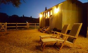 Shepherd's Hut Isle of Wight