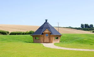 The Granary - Gather together in the barbecue hut, rain or shine