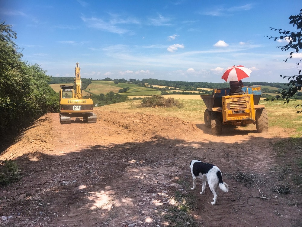 Track construction