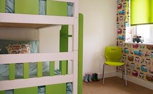 Campervan Bedroom