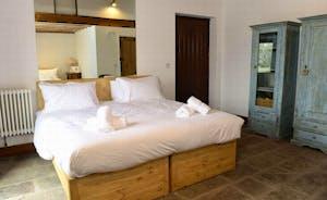 Bedroom1 with en suite shower room