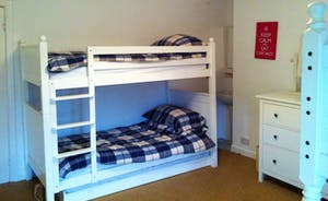 Bedroom 2 - family bunk room