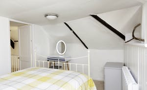 Bedroom 1 overview