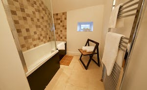 Ilbeare - The en suite bathroom for Bedroom 2 has a lovely outlook