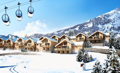 Short Breaks at Chalet Polaris
