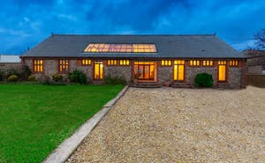 Dustings - A fantastic converted stable block at the foot of Somerset's Quantock Hills