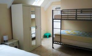 Bedroom 2 bunk beds
