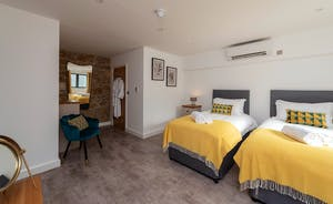 Churchill 30 - Bedroom 1 is an access friendly room on the ground floor