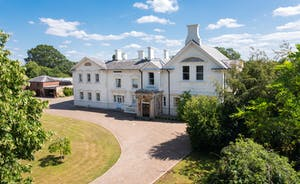 Severn Manor - Manor house to hire for weddings and events