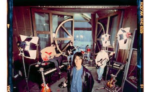 Oasis at the Studio