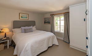 Asham House - Bedroom 4: All bedrooms have such a restful ambience