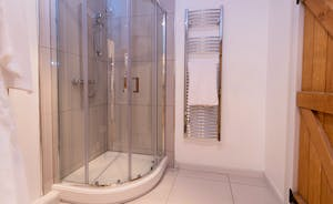 Dustings - The en suite shower room for Bedroom 2