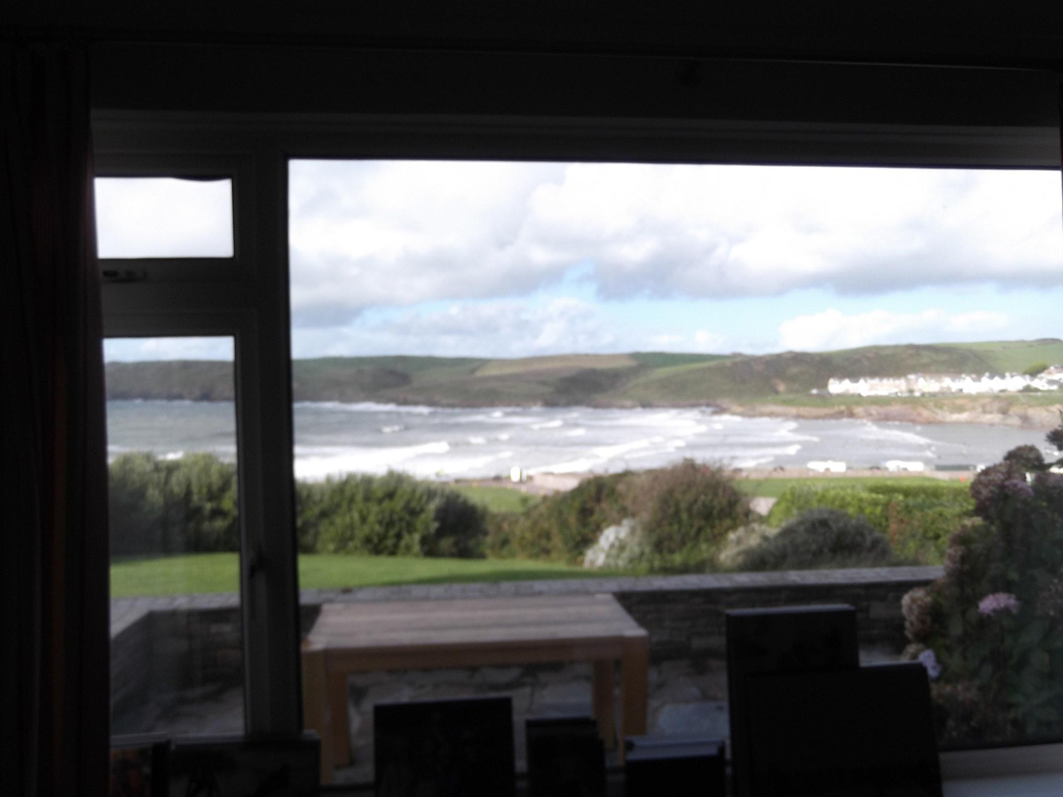 Family Beach House Tristram Cliff Polzeath 4 Bedroom