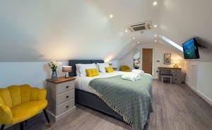 Churchill 30 - Bedroom 5 sleeps 3 and has an en suite shower room