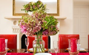 The Old Rectory - Stunning flower arrangements by Tilda Rose Floristry