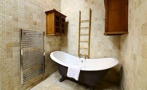 SINK INTO AN OPULENT BATH IN BEDROOM 2