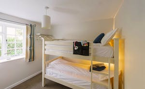 Lovely bunk bed room