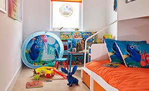 Finding Dory Bedroom