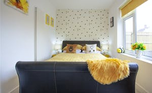 Bee Bedroom